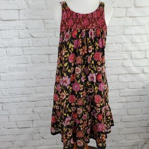 Free People Urban Outfitters Swing Dress Lined Lg